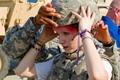 Paramore's USO Visit at Kuwait