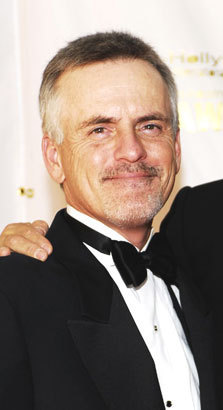 Paulsen at the 2006 Annie Awards red carpet at the Alex Theatre in Glendale, California