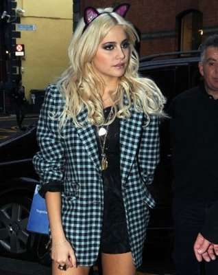Pixie out in Dublin
