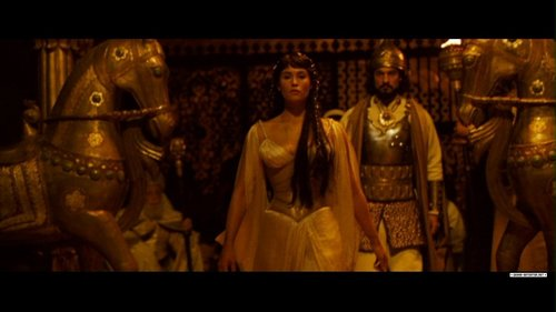 Gemma Arterton achtergrond titled Prince of Persia: The Sands of Time