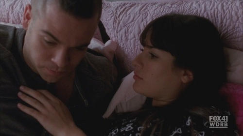 Puckleberry - 2x09 - Special Education - rachel-and-puck Screencap