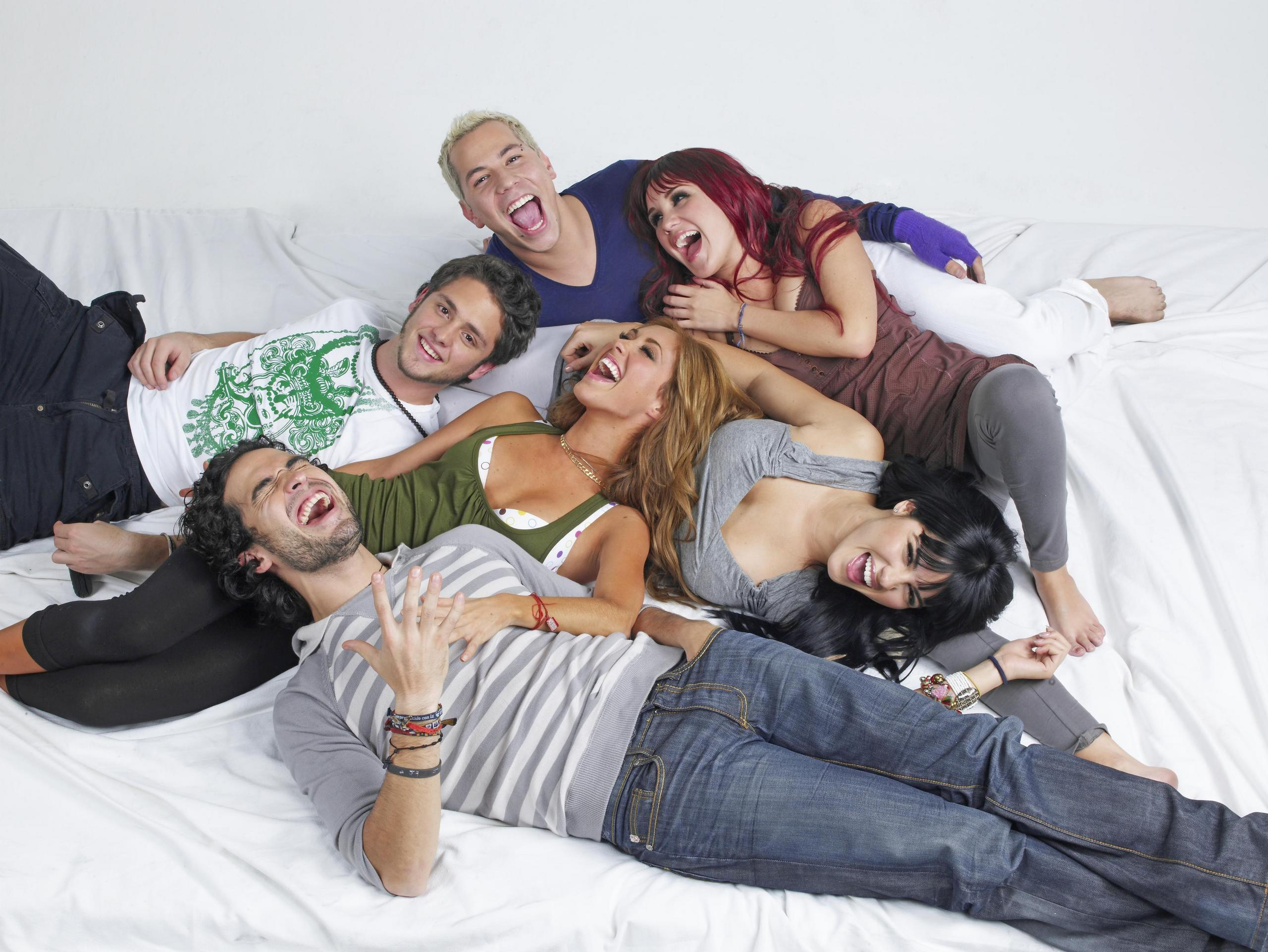 RBD Wallpaper - Anahi&DulceMaria&Maite Photo (17350389) - Fanpop
