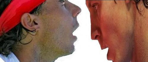 Rafa Nadal and Tomas Berdych sexy faces !