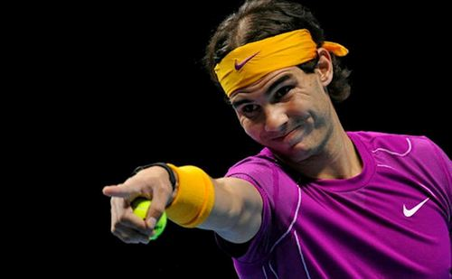 Rafa is best,yes yes yes !!!