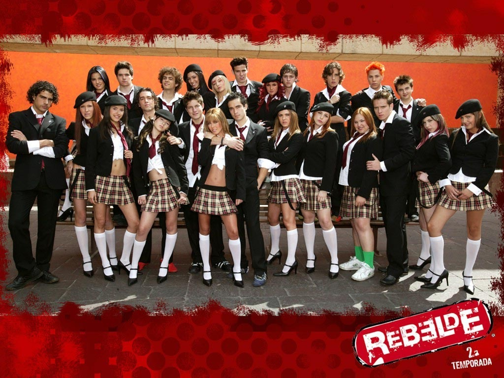 Pictures De RBD Rebelde