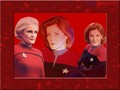 Red - captain-janeway wallpaper