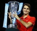 Roger Federer conquers Rafael Nadal to claim ATP Finals title
