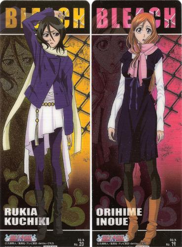 Rukia and Inoue