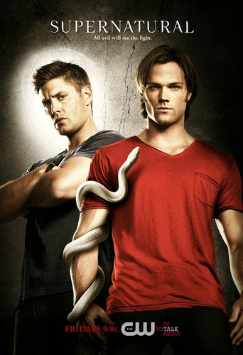SPN - CW poster!