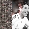 Sergio Ramos photo with a portrait titled SR