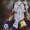 Sergio Ramos photo probably with a surcoat entitled SR