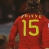 Sergio Ramos photo titled SR