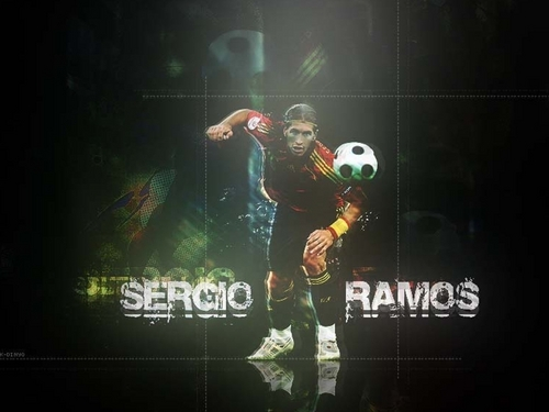 Sergio Ramos wallpaper possibly with a sign entitled Sergio Ramos