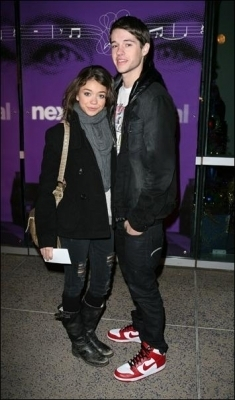 """Sarah @ the Premiere Of """"Next To Normal"""" At The Ahmanson Theatre"""