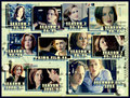 Scully through the years :)