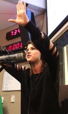 Selena on Kidd Kraddick
