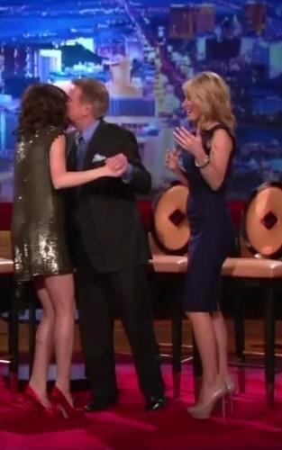 Selena on Regis & Kelly