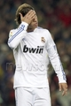 Sergio Ramos FC Barcelona - Real Madrid (5:0) 29.11.2010