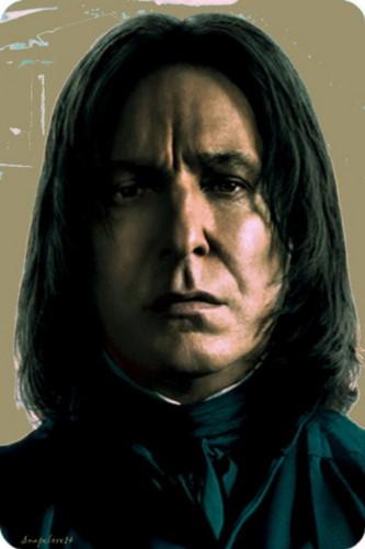 Severus Snape - My handsome prince