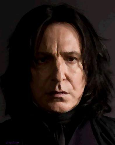 Severus Snape- The Prince of Heroes