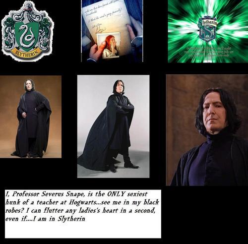 Sexy Severus Snape =)