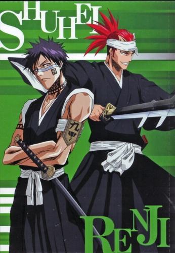 Shuuhei and Renji