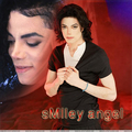 Smiley Angel Mj - michael-jackson photo