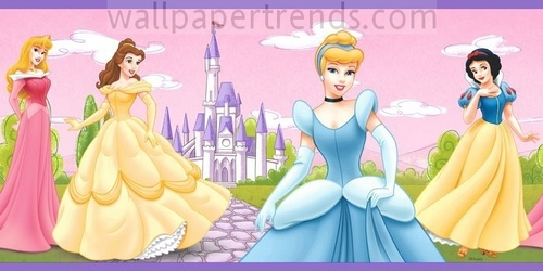Snow White,Cinderella,Aurora and Belle