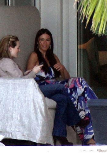 Sofia in Miami {November 24th 2010}