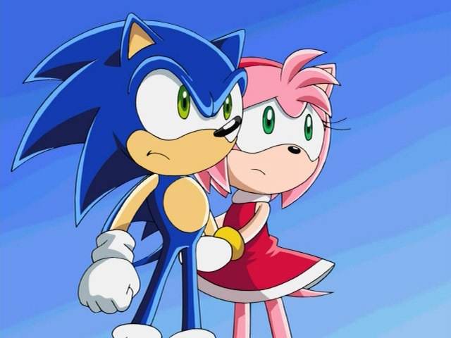 Sonic Romance Images Sonic And Amy Wallpaper And