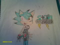 Storm the hedgie - girl-sonic-fan-characters photo