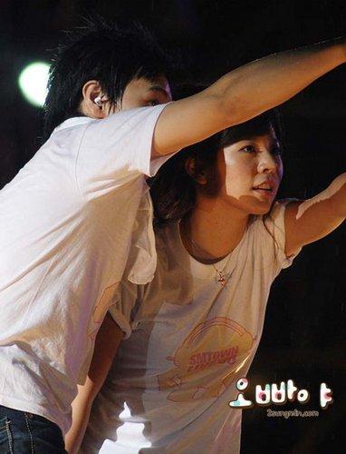 SunSun (Sungmin & Sunny)