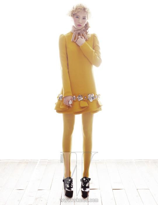 Sunny/Lovely Lolita - W Korea Dec 10