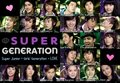 Super Generation - super-generation-super-junior-and-girls-generation fan art