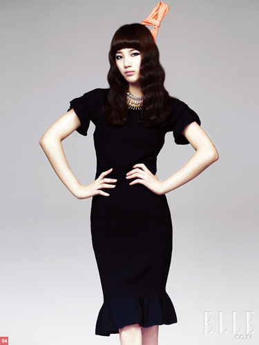 Miss A images Suzy for Elle wallpaper and background photos