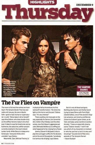 TV Guide_December 9th, 2010