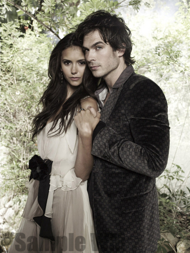 TVD - Season 1 Promo Shoot - ian-somerhalder Photo