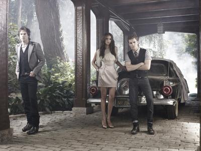 TVD - Season 1 Promo Shoot