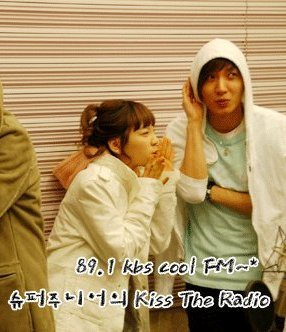 TaeTeuk (Taeyeon & Leeteuk) - super-generation-super-junior-and-girls-generation Photo