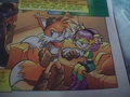 Tails and Mina Prower MxYL