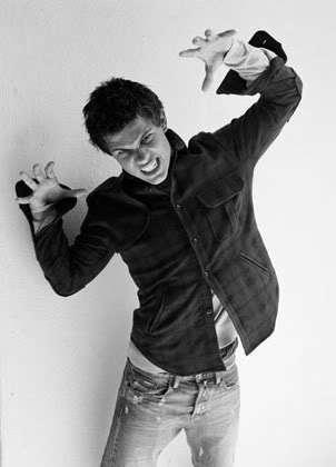 Taylor Daniel Lautner <3