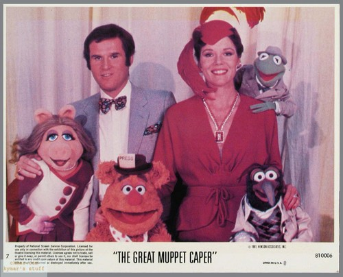The Great Muppet شرارت lobby card