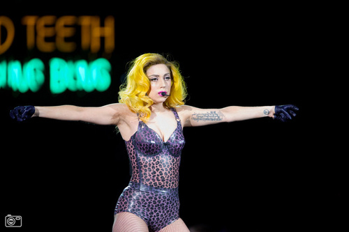The Monster Ball in Rotterdam