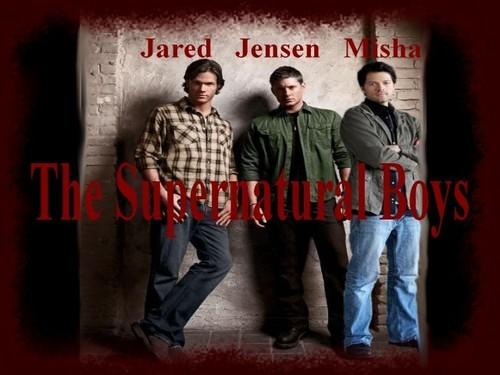 The スーパーナチュラル Boys