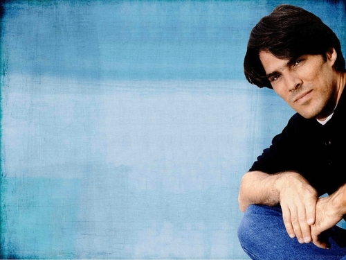 Thomas Gibson Blue wallpaper without Text