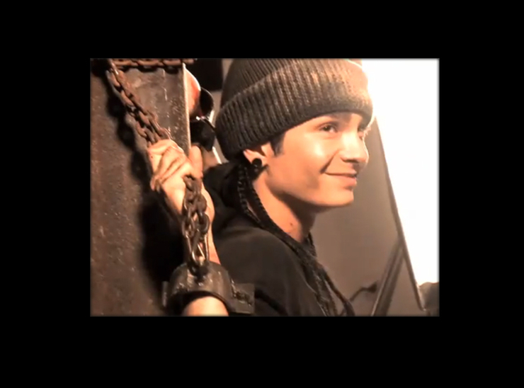 tom kaulitz 2011. Bill And Tom Kaulitz 2011