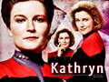 Triple Kathryn = Triple the Fun! - captain-janeway wallpaper