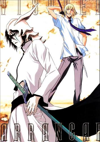 Ulquiorra and Shinji