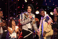 United We Stand Benefit Concert  - michael-jackson photo