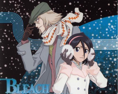Urahara and Rukia